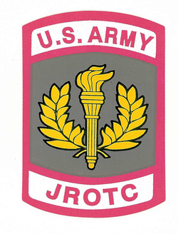 parkdale high school army j r o t c panther battalion about us rh parkdalepanthersjrotc weebly com JROTC Logo No Background us army jrotc logo